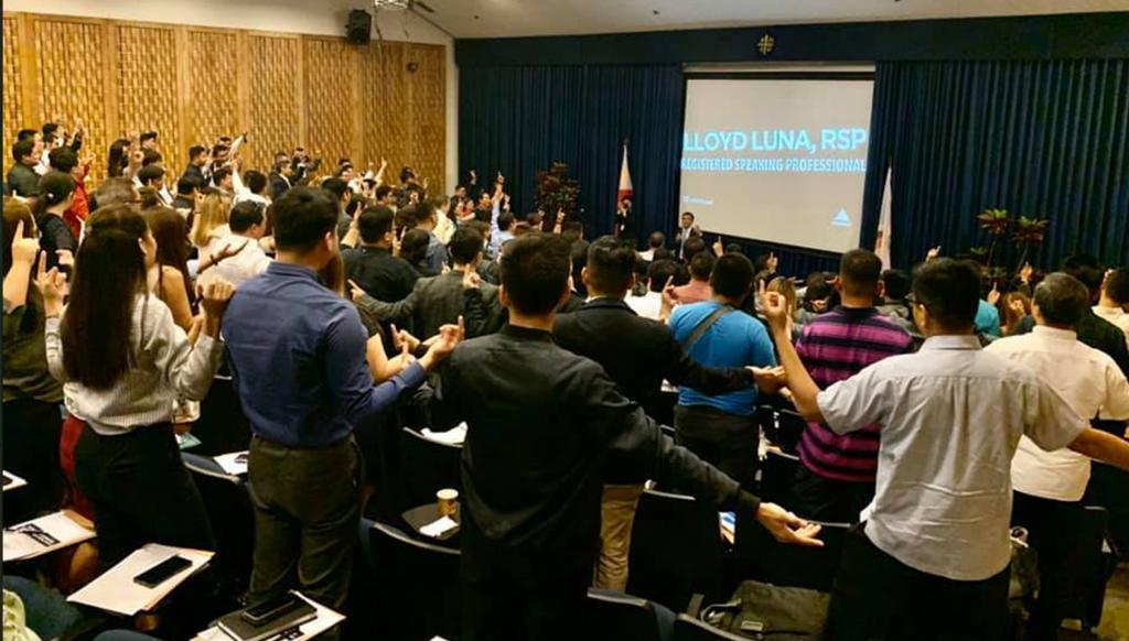Leadership Speaker Ateneo Graduate School of Business